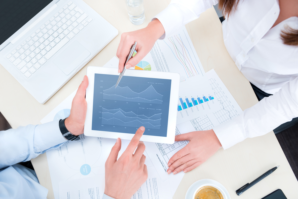 analisi dei dati finanziari